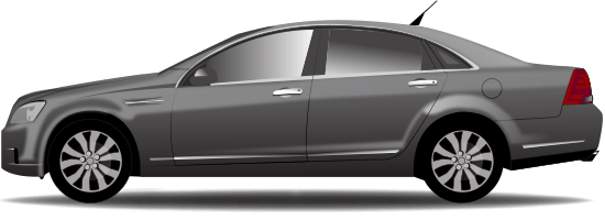 Chauffeur Driven Executive Sedan