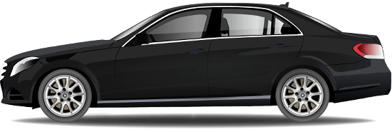 Chauffeured Mercedes e class business sedan in Yarra Valley