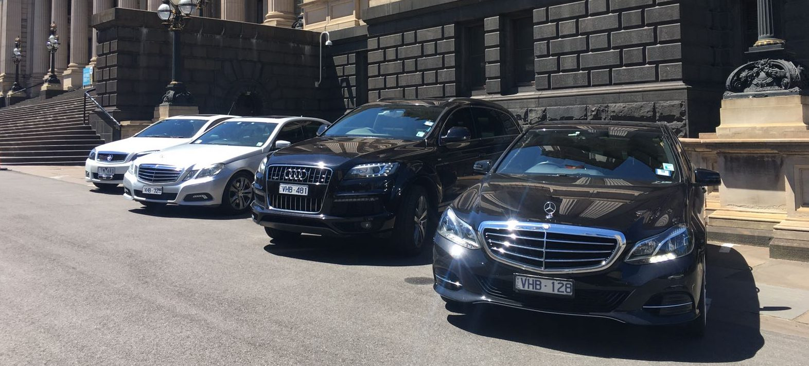 Melbourne Chauffeured Limousines chauffeur cars